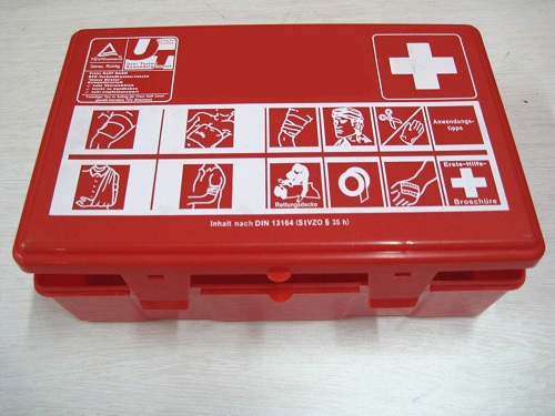 DIN13164 First Aid Kit