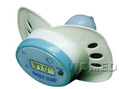 Baby Nipple type Thermometer, baby thermometer, termometro