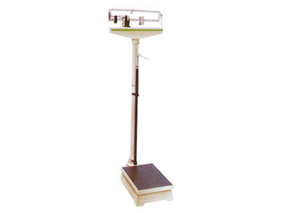 Health scale, weight balance