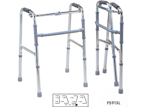 foldable walkers, walking staff