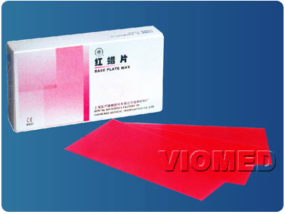 Base Plate Wax, base plate wax for dental