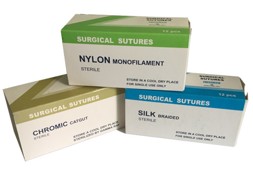 Suture with needles,sutura quirurgica surgical sutures, suture chirurgicale,polydioxanone suture, silk sutures, polyester suture, polypropylene suture, nylon suture, polyglycolic acid suture, catgut suture
